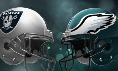 Watch Raiders vs Eagles Free NFL Live Streams Reddit
