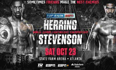 Jamel Herring vs Shakur Stevenson Predictions